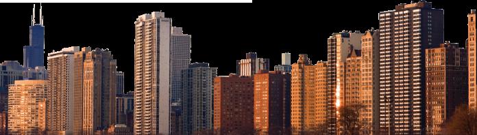 2010 Chicago Cityscape