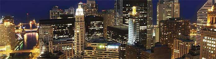 2012 Chicago cityscape