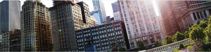 2013 Chicago cityscape
